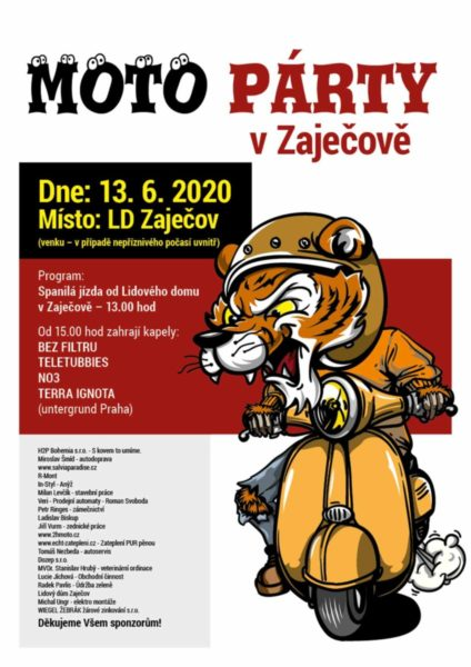 Open air v Zaječově